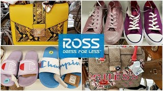 COME WITH ME * ROSS NAME BRAND FOR LESS HANDBAGS & SHOES 2019