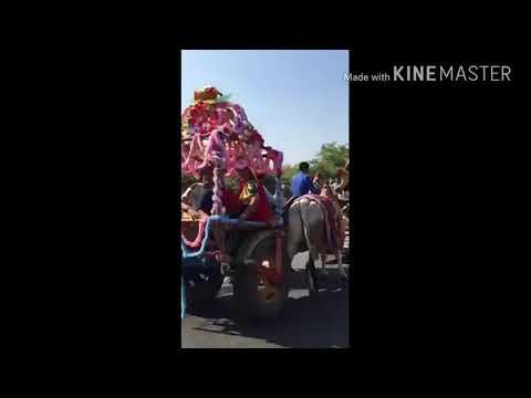 Kinjal Dave - Char Bangdi Vadi Gadi | Gujarati No.1 Song 2017 | FULL HD VIDEO h K digital