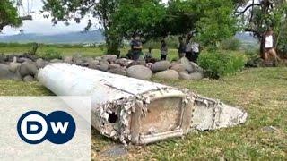 العثور على قطعة حطام الطائرة الماليزية المفقودة في المحيط الهندي | الأخبار