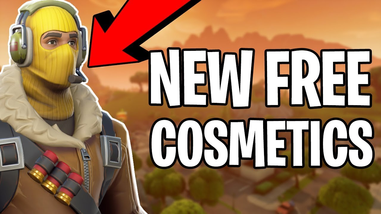 More New Free Cosmetics Coming To Fortnite Forums