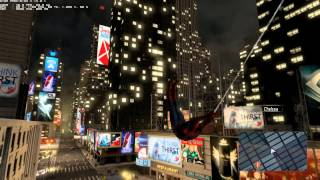 PC Max Settings : The Amazing Spider-Man 2 1080p , youtube 4k 1440p