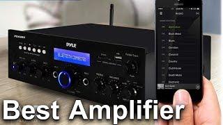 10 Best Amplifiers Reviews 2018 - 2019 Cheap Amplifiers