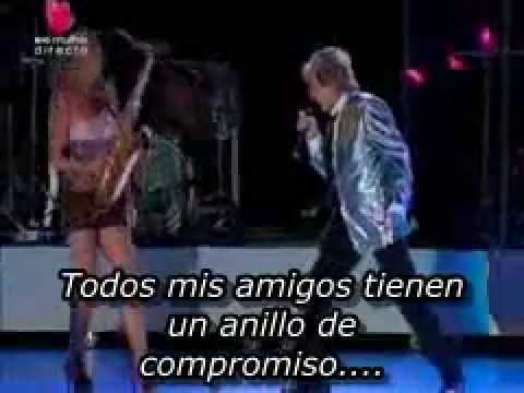 Rod Stewart Some Guys Have All The Luck SUBTITULADO