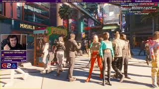 Analiza 48 minut gameplayu Cyberpunk 2077 / 28.08.2018 (#1)