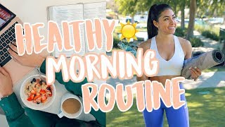 Healthy Morning Routine in My NEW Home!! Feat. My Favorite Fabletics Pieces!