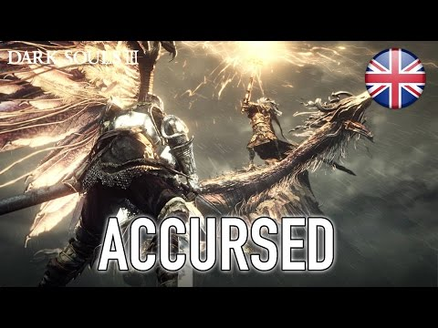 Dark Souls 3 - PS4/XB1/PC - Accursed (Launch Trailer) (English)
