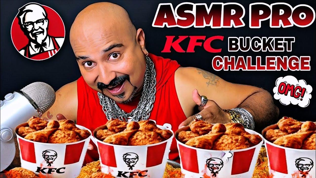 10 KFC CHICKEN LEG PIECE | ASMR | EATING CHALLENGE | ULHAS KAMATHE | CHICKEN LEG PIECE