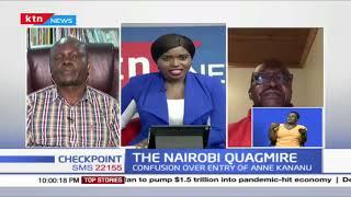The Nairobi quagmire: The responsibilities of the Nairobi acting governor
