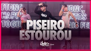 Piseiro Estourou - Os Barões da PIsadinha | FitDance (Coreografia) | Dance Video