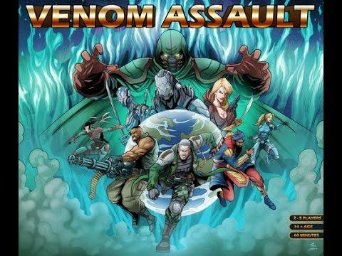 Venom Assualt Review