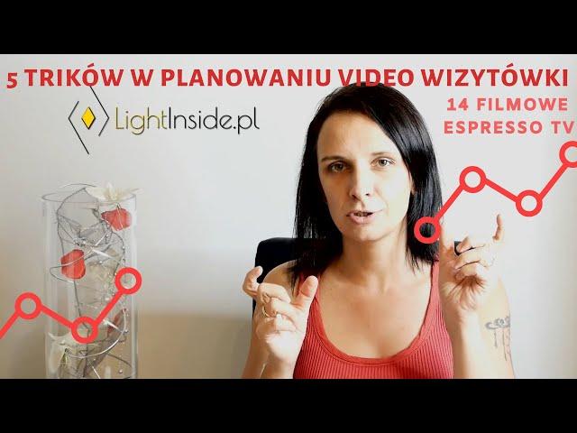 Film promocyjny, film wizerunkowy, 5 trików w planowaniu - # 14 Filmowe Espresso TV