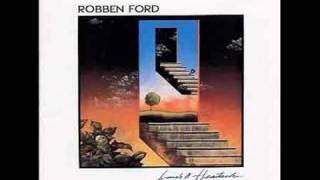 Robben Ford - Standing On The Outside (1983)
