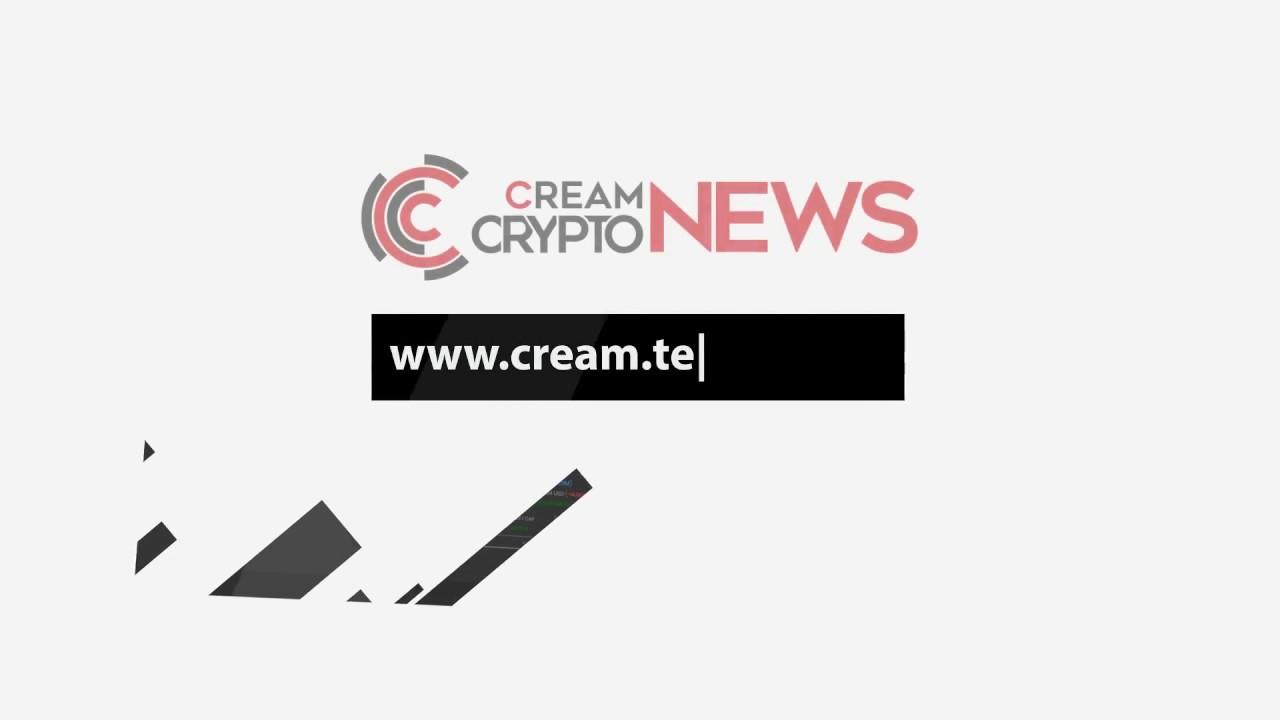 buy cream cryptocurrency