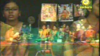 Bhakta Jana Vatsale sung by group in Sri Shankara Channel