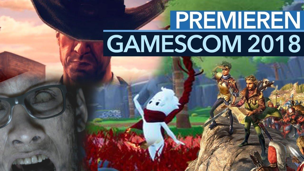 Gamescom Neue Spiele