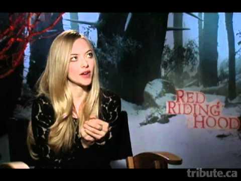 Amanda Seyfried -- Red Riding Hood Interview