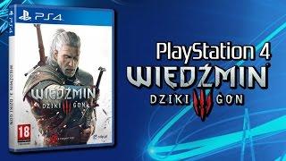 """TEST """"Wiedźmin 3: Dziki Gon"""" na PlayStation 4"""