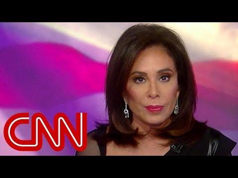 Fox News host calls FBI 'criminal cabal'