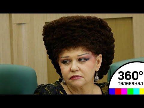 Сенатор Валентина Петренко объявила войну силикону
