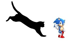 CAT GAMES - SONIC PAW XSCAPE (FOR CATS ONLY)