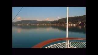 #Каринтия #Karintien VIP-тур по Австрии. День второй, озеро Вёртерзее.(Андрей Шадрин - ваш личный гид, водитель, товарищ, просто позвонить мне:+420777555213. Заказать экскурсию здесь..., 2015-06-17T08:54:35.000Z)