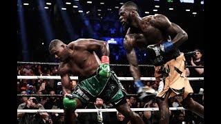 Фото Legendary Boxing Highlights Wilder Vs Ortiz