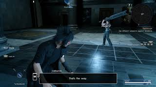 Final Fantasy XV Part 1/15 (NO VOICE COMMENTARY)