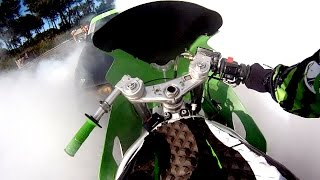 DRIFT Bike Stunts - CAR vs BIKE Drifting,Burnouts & LOUD SOUNDS!