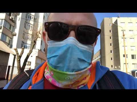 2020.03.26 Київ. Хроніка карантину. І знову про маски.