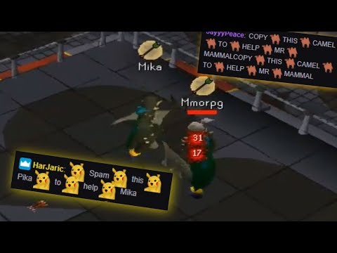 Was I Unlucky ? OSRS PvP All Stars (30,000$)