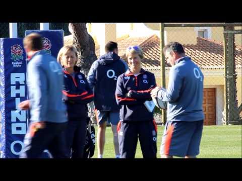 England RFU - Training Session at Browns