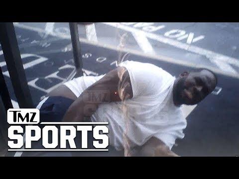 Branden Albert Arrest Video Shows NFL Star Hit With Taser Twice | TMZ Sports
