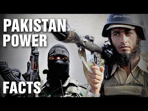 How Much Power Does Pakistan Have?
