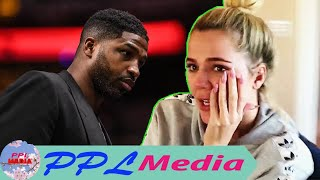 Khloe Kardashian cried when was told that Tristan Thompson was the man who never belonged to her
