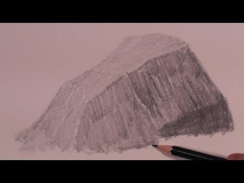 The Basics of Drawing Rocks