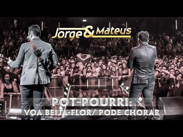Jorge e Mateus — Voa Beija Flor Pode Chorar — [Novo DVD Live in London] — (Clipe Oficial)