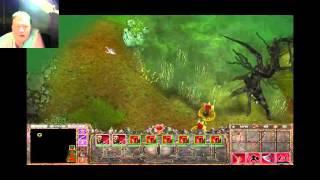 Властелин колец :Война Кольца (1 серия) Прохождение старых игр!