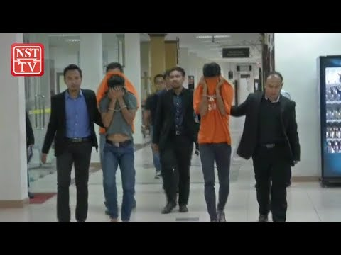 Two Sarawak players, bookie, remanded for match fixing