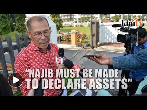 Former MACC director lodges report against Najib