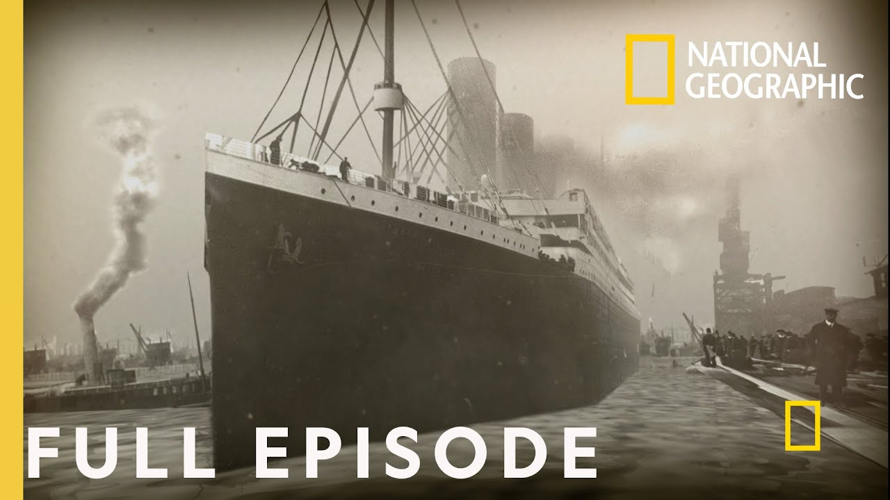 Download Save The Titanic With Bob Ballard (Full Episode)   National Geographic