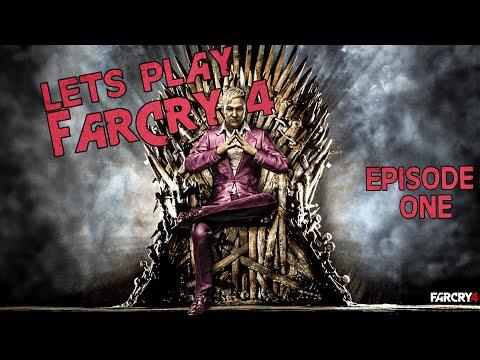 HVOR ER DAMERNE?! - FAR CRY 4 - Episode 1 - Lets Play / Walkthrough / Gameplay [Dansk]