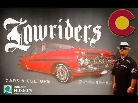 Colorado Lowriders : Cars & Culture Longmont Museum Lowrider Exhibit 2016 - 2017- MEET THE BUILDERS
