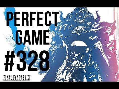 FFXII Perfect Game #328 - Behemoth King HUNT