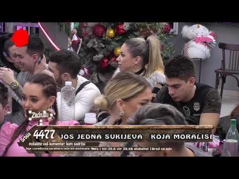 Zadruga 3 - Iva saterana o ćošak zbog Tomovića, Šarića, Karić i Mića se umešali - 10.01.2020.