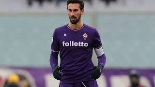 Davide Astori tribute, captain of Fiorentina and player of the Italian team died at age 31