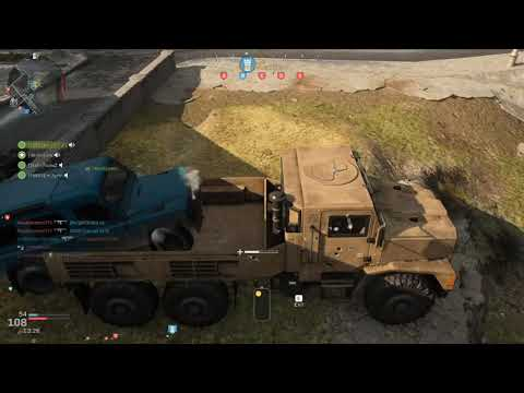 COD Modern Warfare Online Funny Moments - LET US COMMAND OUR CARGOTANK