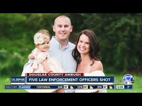 Timeline of fatal Douglas County police ambush; investigation will take days