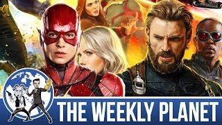 Best Of Comic Con 2017 - The Weekly Planet Podcast