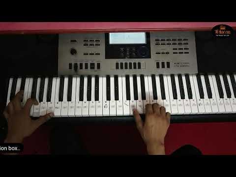 Zara Sa Jhoom Loon Main | Easy Piano Tutorial | Dilwale Dulhania Le Jayenge | @Themusicfeel