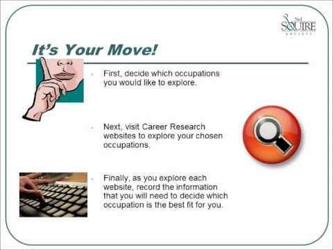 Introduction to Career Research